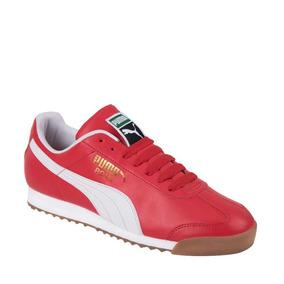 Tenis Puma Rojo Basic