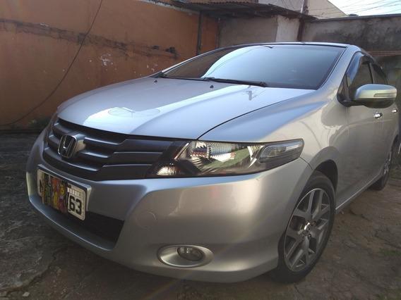 Honda City 2010 1.5 Exl Flex Aut. 4p