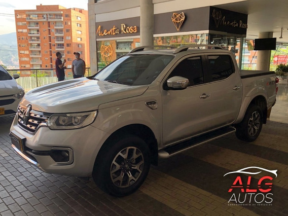 Renault Alaskan Intens Turbo Diesel At 4x4