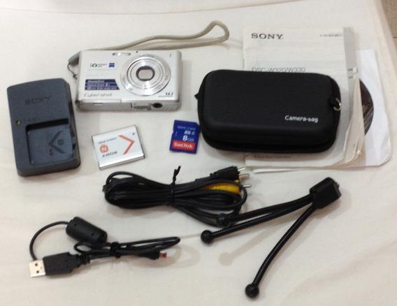 Câmera Digital Sony Cyber-shot Dsc-w330