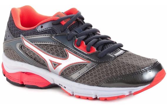 Zapatillas Mizuno Wave Impetus 4 W Running Mujer Importadas