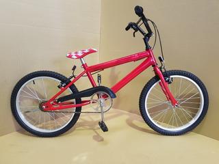 Bicicleta Cross Rod 20 Varon Con Frenos V Brake