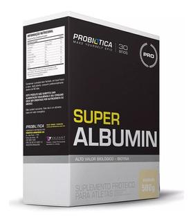 Albumina Super Albumin 500g Probiótica