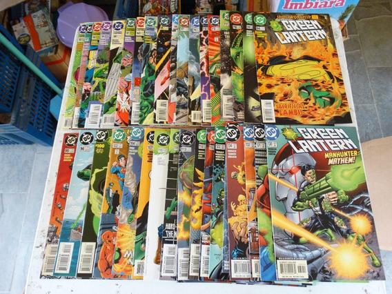 Green Lantern! Dc 1994-2001! Vários! R$ 15,00 Cada! Inglês