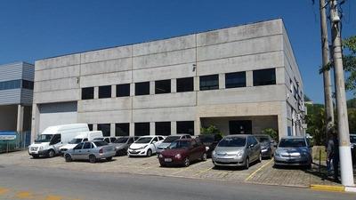 Galpão Industrial Em Condomínio De Cotia - Ga0307