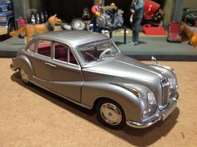 Miniatura Schuco 1/24 Bmw 502 - Impecável - Rara E Unica!