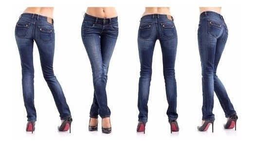 Moldes Patrones Pantalones Jean Mujer Material 2017