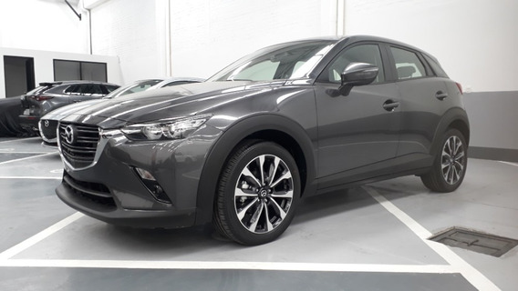 Mazda Cx3 Touring Automatica 2020 2.0l 4x2 2020 Machine Gray