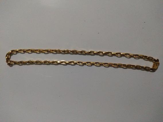 Vendo Ou Troco Por Carro Cordão De Ouro 18k 37g Com 64 Cm