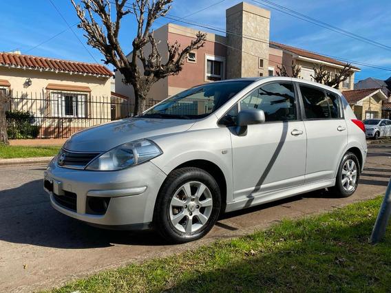 Nissan Tiida Acenta 2010, Única Mano, Original 100%, Al Dia