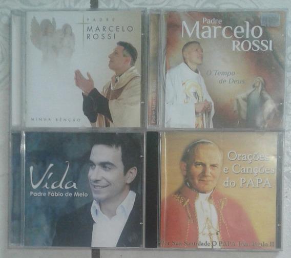 Padre Marcelo Rossi / Padre Fabio De Melo / João Paulo Ii