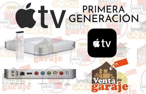 Apple Tv 1ª Generación,