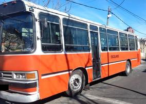 Micro Escolar Mercedez Benz Oh 1320