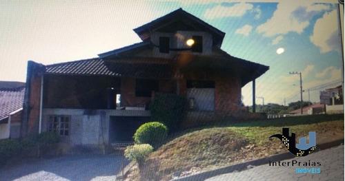 Casa Assobradada Com 4 Quartos - 556958-v