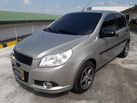 Chevrolet Aveo Emotion 2012, Excelente Estado