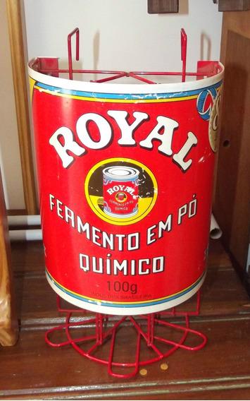 Propaganda Antiga Da Royal Para Decoração