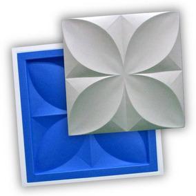Forma 3d Gesso - Ref.33 - 39x39 Cm Plástico + Eva