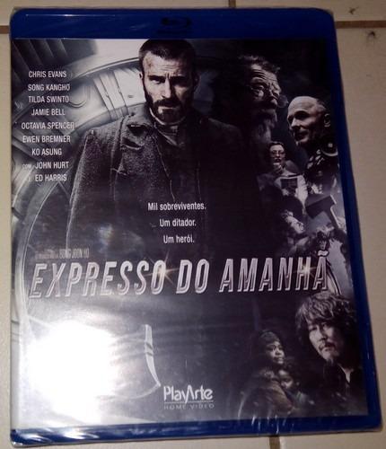 Blu-ray Expresso Do Amanhã (lacrado)