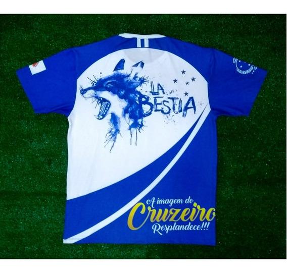 Camiseta Cruzeiro La Bestia