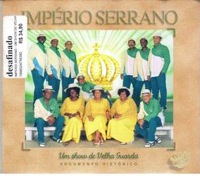 Império Serrano - Um Show De Velha Guarda (documento Históri