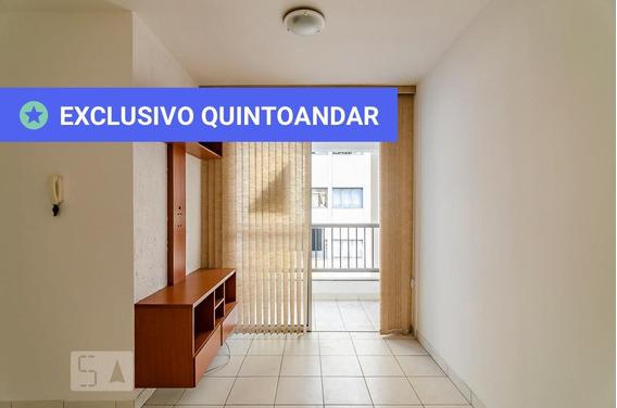 Apartamento No 5º Andar Com 2 Dormitórios E 1 Garagem - Id: 892977263 - 277263