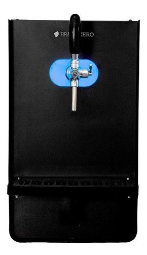 Imagem 1 de 5 de Chopeira Elétrica Bravoblack Residencial 50 Litros / Hora