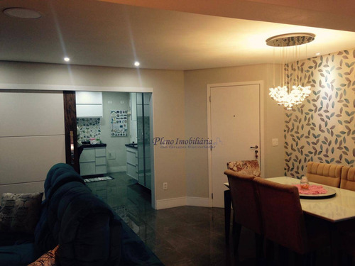 Imagem 1 de 25 de Apartamento Com 3 Dormitórios À Venda, 112 M²- Lauzane - São Paulo/sp - Ap0737