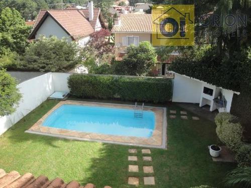 Casa À Venda, 245 M² Por R$ 1.400.000,00 - Aldeia Da Serra - Barueri/sp - Ca0452