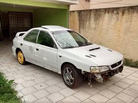 Subaru Impreza Gt 1997 2.0 16v Turbo 4x4 Sucata Em Peças
