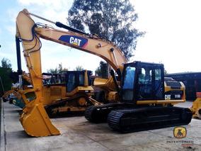 Excavadora Cat 319dl 2012
