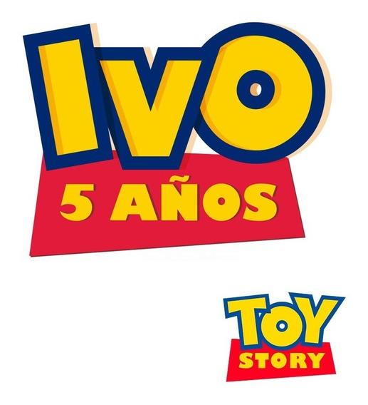 Logo Personalizado Toy Story