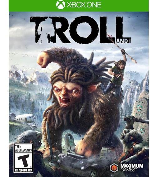 Jogo Troll And I Xbox One