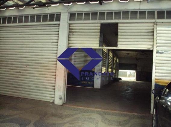 Galpão Comercial À Venda, Campo Belo, São Paulo. - Ga0175