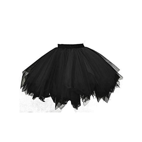 Emondora Tutu Tulle Pett De Mujer Icoat Faldas