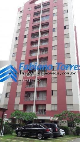 Apartamento Para Venda Em São Bernardo Do Campo, Baeta Neves, 3 Dormitórios, 1 Banheiro, 2 Vagas - 1221_2-439604