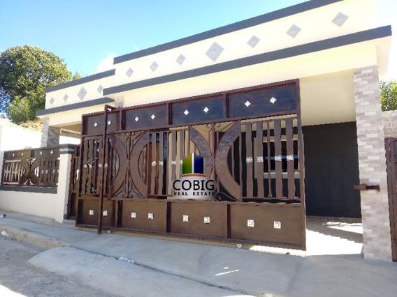 Casa En Venta A 5 Minutos Del Jardin Botanico En Santiago