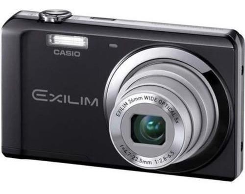 Câmera Digital Casio Exilim Ex-zs5