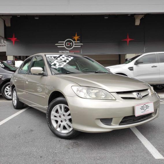 Honda Civic 1.7 Lx 4p 2004