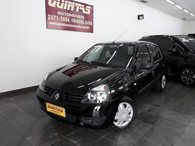 Renault Clio 1.0 16v Campus - Único Dono - 2011