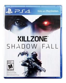 Killzone Shadow Fall Para Ps4 Formato Fisico