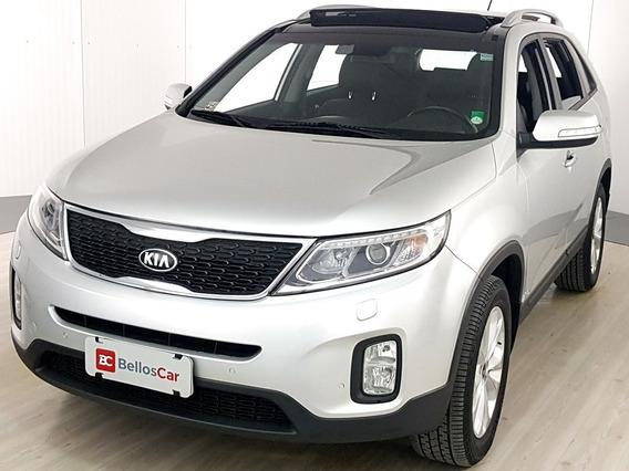 Kia Motors Sorento 3.5 V6 Gasolina Ex 7l 4wd Automático...