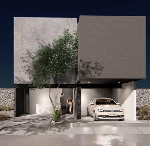 Casa En Preventa En Privada Forja Real En San Luis Potosi