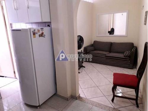 Imagem 1 de 21 de Apartamento À Venda, 1 Quarto, Centro - Rio De Janeiro/rj - 2904