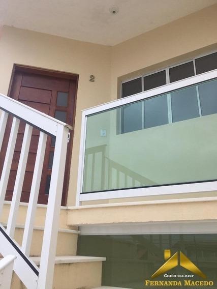 Casa Com 2 Dormitórios!! 2 Vagas - Ca00085 - 34488407