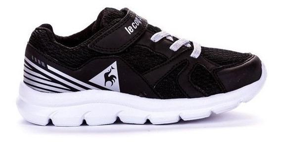 Zapatillas Le Coq Stailer Jr Negra - Corner Deportes