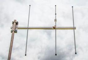 Antena Tx Fm Pll Amplificador De Rf Transmissor De Fm 7db