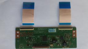 Placa T Con Tcom Lg Lc500due-sfri 6870c-0452a + 2 Flets Flex