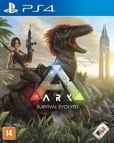 Ark Survival Evolved Ps4 Mídia Física Lacrado Leg Pt Br