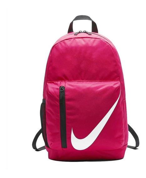 Mochila Nike Infantil Elemental Rosa