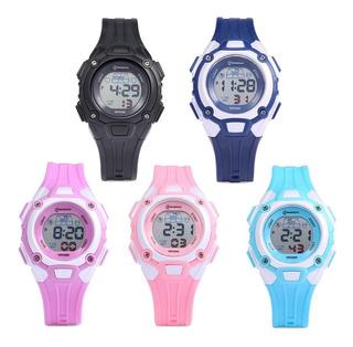 Reloj Digital Sumergible Garantia 6m ,niños/damas Abasto